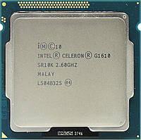Процессор, Intel Celeron g1610, 2 ядра, 2.6 гГц, фото 1