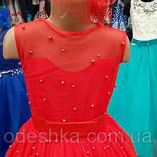 Нарядне плаття для дівчинки Намисто