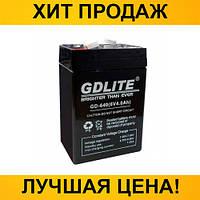 Аккумулятор GDLITE GD-645 (6V4.0AH)