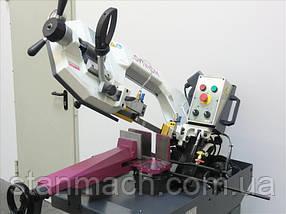OPTIsaw S275N / 400V / 3Ph (2 скорости 45, 90 м\мин) | Ленточная пила по металлу, фото 3