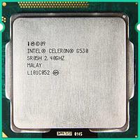 Процессор, Intel Celeron g530, 2 ядра, 2.4 гГц, фото 1