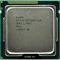 Процессор, Intel Pentium g630, 2 ядра, 2.7 гГц
