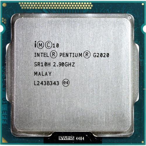 Процессор, Intel Pentium g2020, 2 ядра, 2.9 гГц