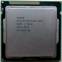 Процессор, Intel Pentium g645, 2 ядра, 2.9 гГц, фото 1