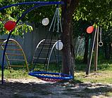 Качели для детей уличные Вертелка, фото 4