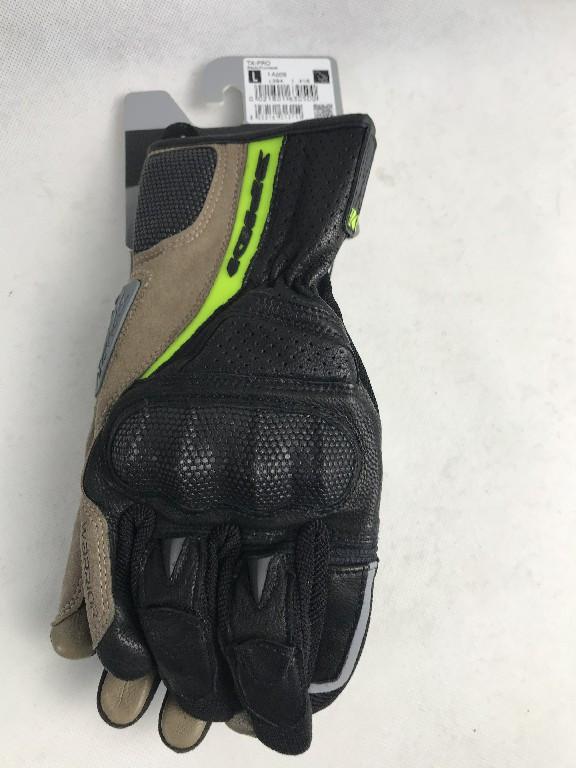 Кожаные мотоперчатки Spidi TX-PRo A206 размер L из Италии