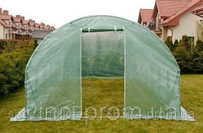 Теплица парник 6м² (300х200х200) Польша Тоннель с окнами для огорода, производитель Польша!