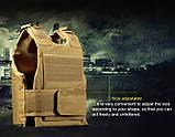 Тактическая плитоноска (жилет под бронепластины)., фото 6