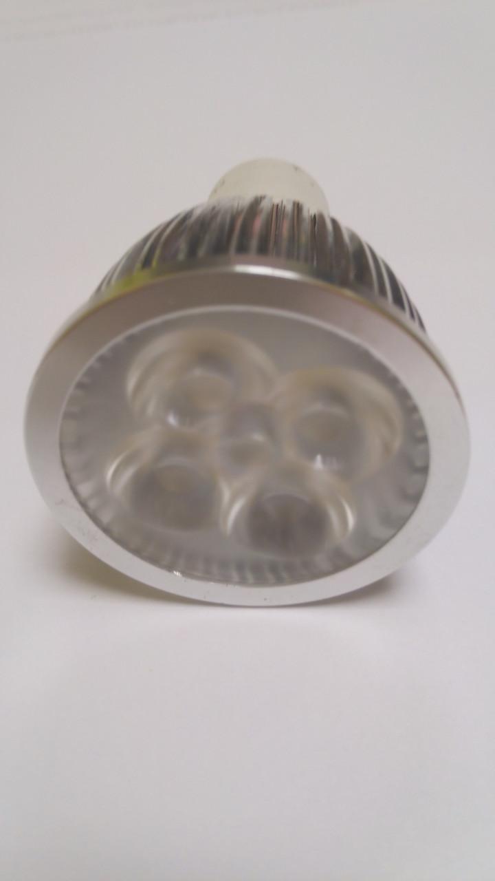 """Светодиодная лампа GU10 4W серии """"spotlight"""""""