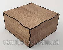 Деревянная коробка для ремней
