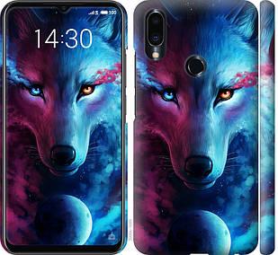 "Чехол на Meizu Note 9 Арт-волк ""3999c-1689-30017"""