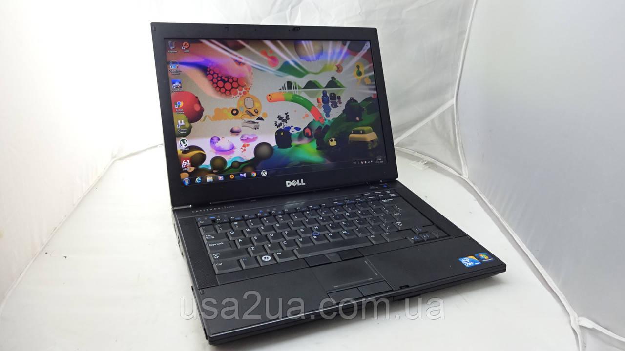 """14"""" Ноутбук Dell Latitude E6410 core I5 Nvidia 320Gb 4gb ДОСТАВКА ГАРАНТИЯ КРЕДИТ"""