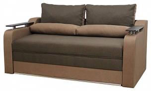 """Викочування диван з перекидним матрацом """"ЛОРЕНЦО"""". Габарити: 1,90 х 1,05 Спальне місце: 1,90 х 1,60"""