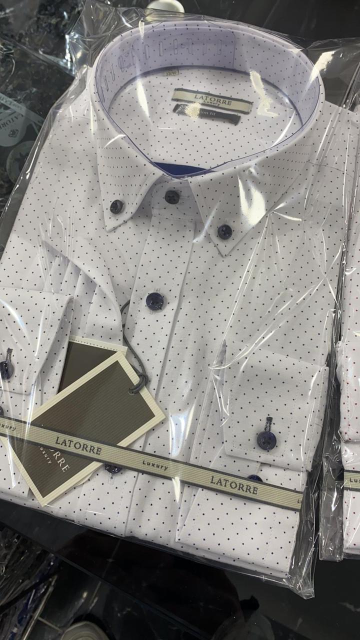 Сорочка Latorre з принтом