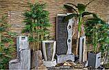 Декоративный фонтан Разрез вазы, фото 6