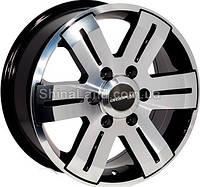 Литые диски Replica Mercedes-Benz BK562 7x15 5x130 ET50 dia84,1 (BP)