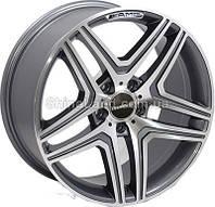 Литые диски Replica Mercedes-Benz BK206 8x17 5x112 ET35 dia66,6 (GP)