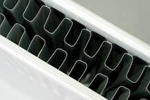 Радіатор сталевий тип 22 600мм. Х 500мм. Teplover Premium (нижнє підключення), фото 3
