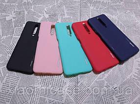 TPU чехол накладка Smitt для Xiaomi (Ксиоми) Redmi K30