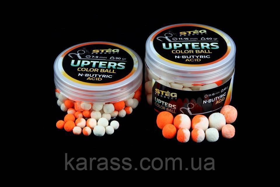 STEG Upters Color Ball N-BUTYRIC ACID 7-9 mm