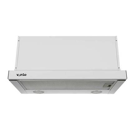 Вытяжка VENTOLUX GARDA 60 WH (800) LED, фото 2