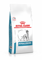 Корм при пищевой аллергии или непереносимости Royal Canin Hypoallergenic, 14 кг