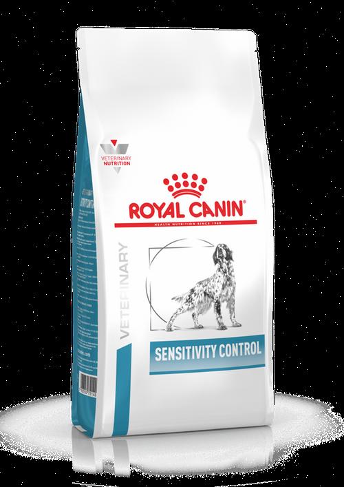 Корм при пищевой аллергии и пищевой непереносимости Royal Canin Sensitivity Control, 1,5 кг