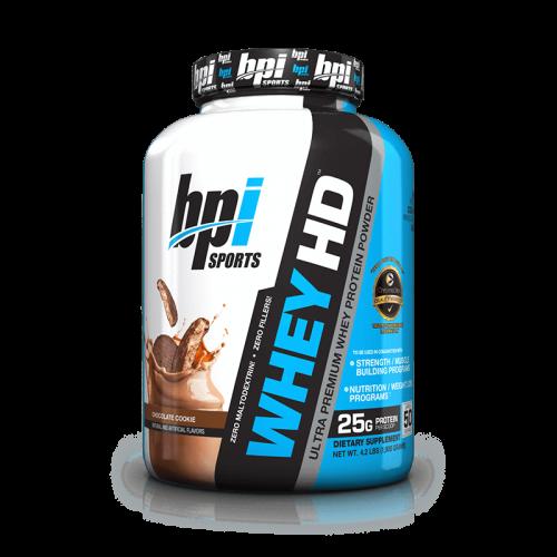 Протеїн BPI WHEY HD 1900 g.