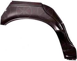 Арка правая BMW 5 E34 крыла заднего (KLOKKERHOLM). FP0057582