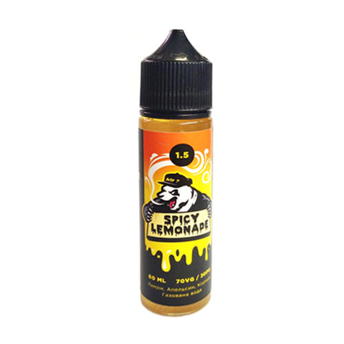 Жидкость WTF V.2 - Spicy Lemonade 60ml