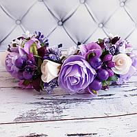 Обідок Пишний (фіолетовий), фото 1