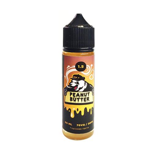 Жидкость для электронных сигарет WTF V.2 - Peanut Butter 60ml