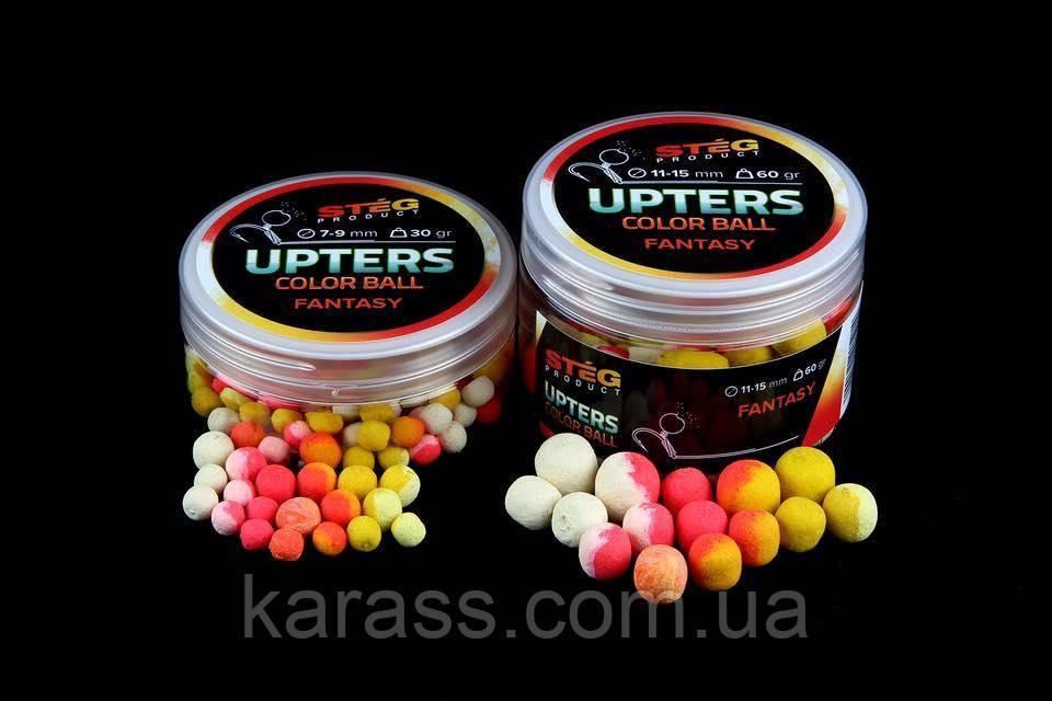 STEG Upters Color Ball FANTASY 11-15 mm