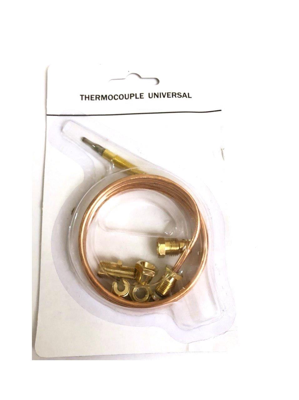 Термопара универсальная (universal) для газа 150см-30mv-60sec