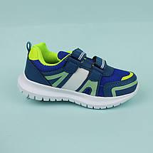 Детские кроссовки для мальчика синие Том.м размер 21,22, фото 2