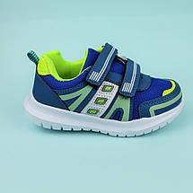 Детские кроссовки для мальчика синие Том.м размер 21,22, фото 3