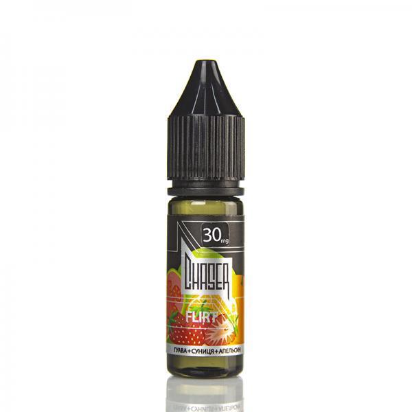 Жидкость для электронных сигарет CHASER Salt - Flirt 15ml