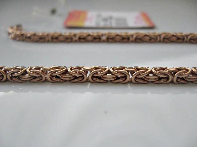 Браслет плетение КАРДИНАЛ - 16.01 грамма 22.5 см. Золото 585 пробы