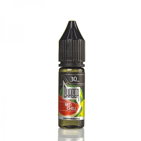 Жидкость CHASER Salt - Red Chill 15ml
