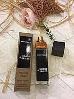 Духи женские тестер 40 ML MONTALE WOODS & SPICES