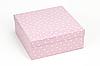 "Коробка ""ГифтБокс"" М0069-о4, размер: 250*250*100 мм"