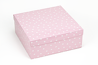 "Коробка ""ГифтБокс"" М0069-о4, размер: 250*250*100 мм, фото 1"