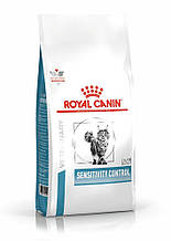 Сухой корм Royal Canin Sensitivity Control для лечения пищевой аллергии/непереносимости у кошек 1,5 кг