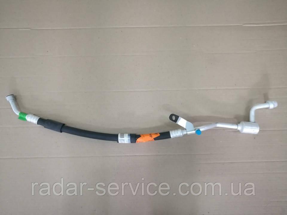 Трубка кондиционера от компрессора к испарителю Ланос 1.5i, 96470470-02