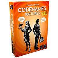 Настольная игра Кодовые Имена Картинки XXL
