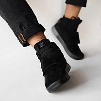 "Кроссовки Adidas Tubular Invader Strap ""All Black"", фото 2"