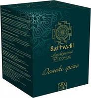 "Аюрведический чай ""Детокс фито"" 20шт.*3г ТМ "" Sattvadil"""