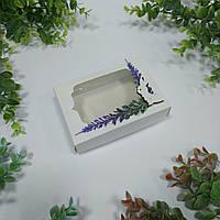 "Коробка подарункова ""Лаванда"" 130х90х35 мм., фото 1"