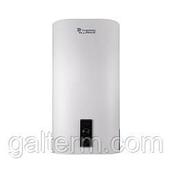 Водонагрівач Thermo Alliance 80л (0.8 + 1.2кВт, мокрий тен. вертикальний, плоский)