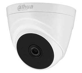 Видеокамера Dahua HDCVI  DH-HAC-T1A21P (2.8мм)